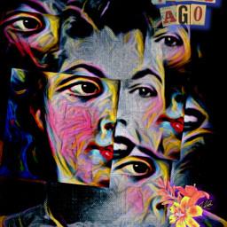 freetoedit eccolorfulkaleidoscope colorfulkaleidoscope vintage highlightmagiceffect