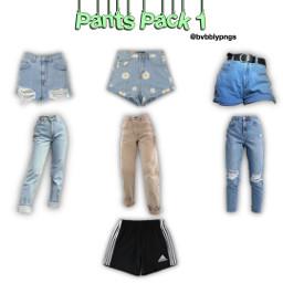 pngpack png pngs shorts pants freetoedit