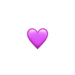 freetoedit pink heart iphone emoji