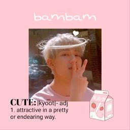 bambam got7 kpop
