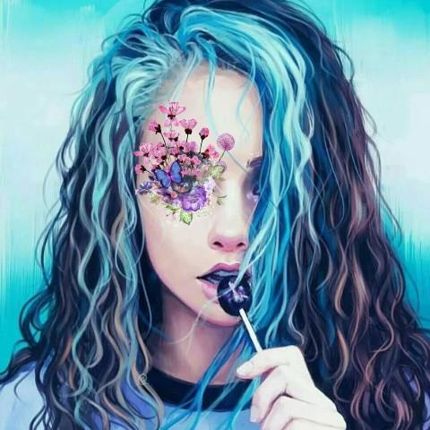 #mybirthdaymonth,#ecflowereyes,#flowereyes