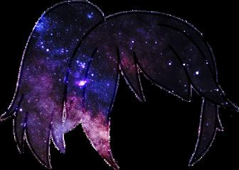 freetoedit gachalifehair galaxyhair galaxygachastudios