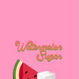 harrystyles harrystyleswallpaper watermelonsugar onedirection onedirectionwallpaper freetoedit