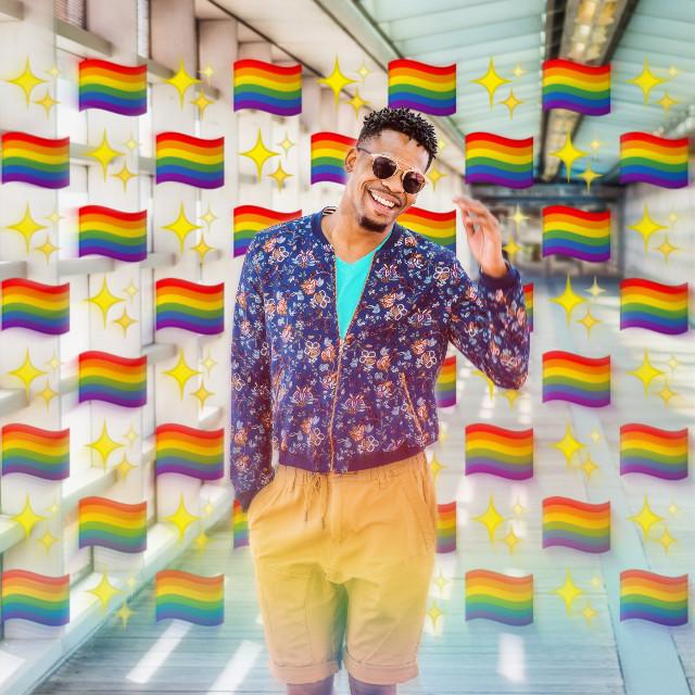 #freetoedit #lgbt #lgbtq #pride #proud #pridemonth #rainbow #emojis #emojibackground