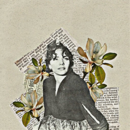collage collageart collageartwork cuarentena periodico