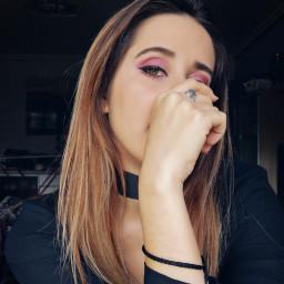 girl makeup hair photo photography freetoedit