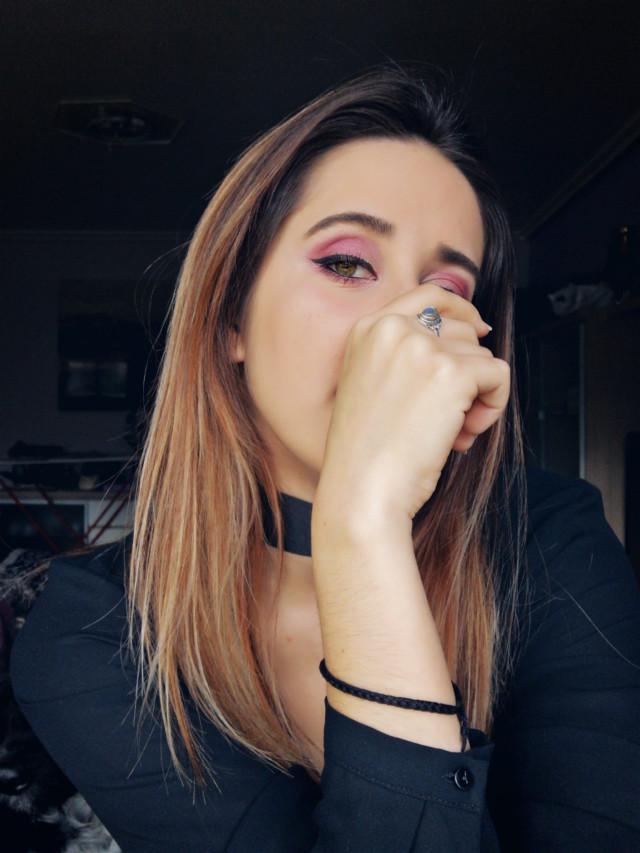 #girl #makeup #hair #photo #photography  #freetoedit