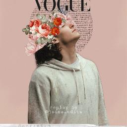 freetoedit vogue voguemagazine magazines portrait