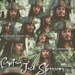 piratesofthecaribbean potc jacksparrow captainjacksparrow johnnydepp