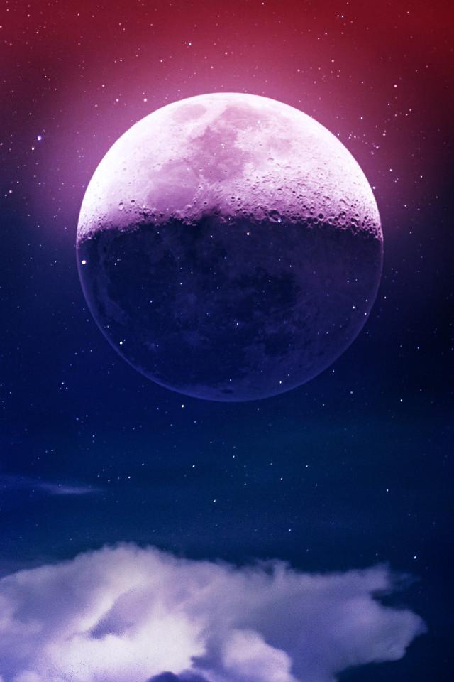 #freetoedit @pa @freetoedit #popart #moon