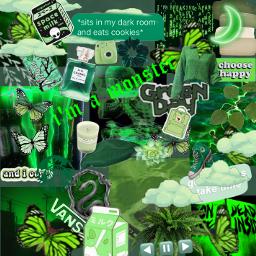 green freetoedit greenaesthetic aesthetic aestheticgreen