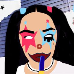 freetoedit avani clown clowncheck neweditor