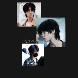 seventeen minghao the8 kpop freetoedit