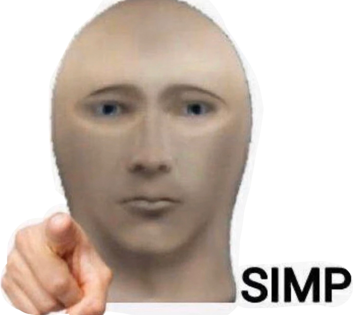 #freetoedit #simp #meme #reactionmeme