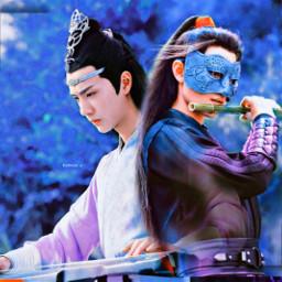 theuntamed wangxian weiwuxian weiying lanwangji freetoedit