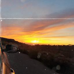 photography phonephotography nature sunset sunshine