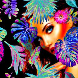 freetoedit myoriginalwork originalart conceptart womanportrait srcmonsteramoment