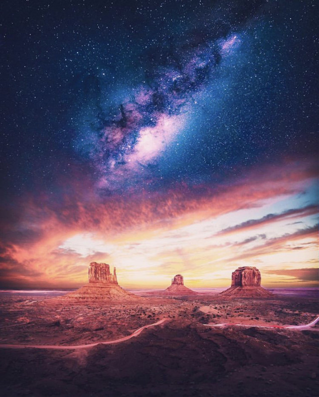 #picsart #remixit #freetoedit #sunset #sunrise #sun #sky #clouds #night #day #stars #milkyway #galaxy #photo #space #desert #road #cliff #view #png