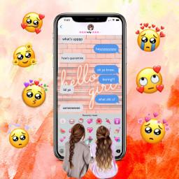 freetoedit iphone iphone11promax iphone11 emoji