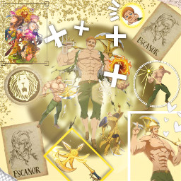 freetoedit sevendeadlysins escanor