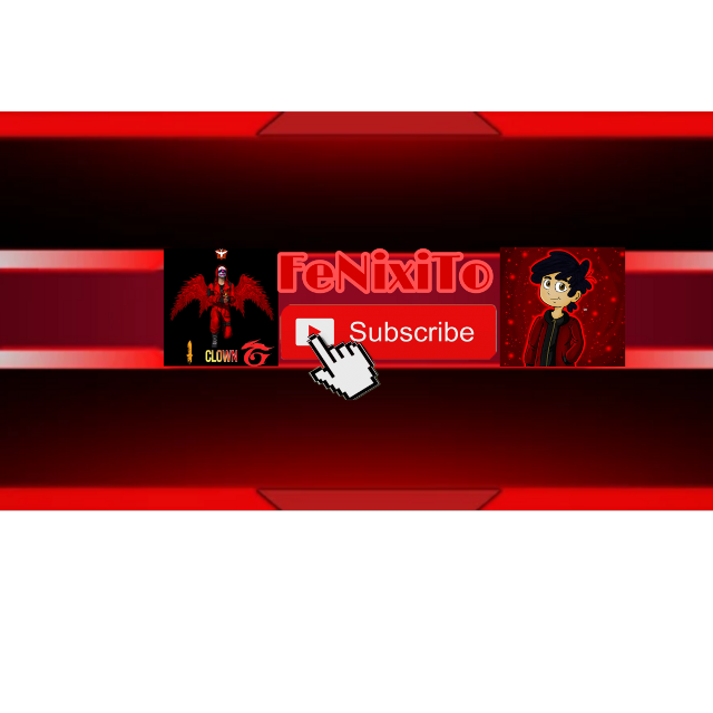 Banner Para FeNixiTo#Banners #Youtube