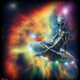 alien aliens👽 spaceship ufo ufosighting