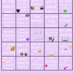 aboutme bingocard purple idbk freetoedit