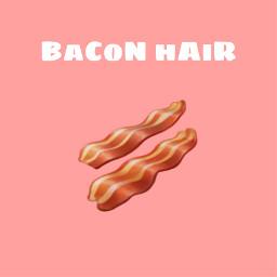 baconhair roblox bacon hair robloxrules freetoedit