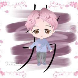 chibi anime cutechibi cuteandkawaii cuteanimeboy freetoedit