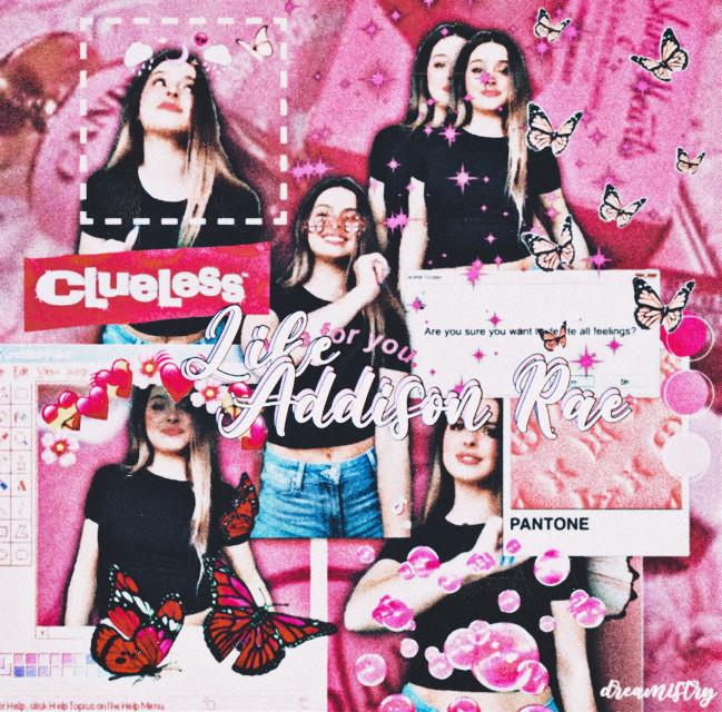 ~a d d i s o n r a e~  ~a y e~ ~i t s~ ~l i a n a~ ~h e r e s~ ~a~ ~r a n d o m~ ~e d i t~  enjoy xo  ~l i a n a~  #pink #addisonrae #tiktok #trash #pa #conplex #eh #clueless #kindaback #liana #dreamistry #pantone #butterfly #woah #dance #bubble #frame #notmystickefa #hearts #crown