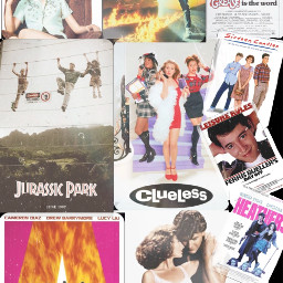 freetoedit 10thingsihateaboutyou jurassicpark clueless grease