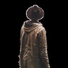 freetoedit hatman cowboy man standing