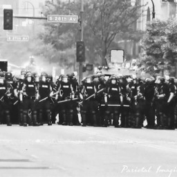 minneapolis minnesota protests riots officers