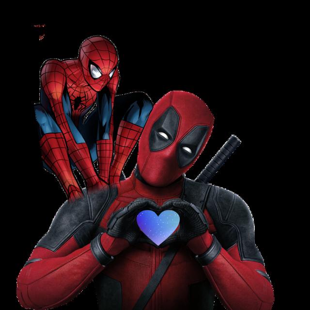 #gay #spiderman #deadpool