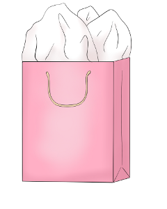 princessparty princesspink giftbag partybag gift