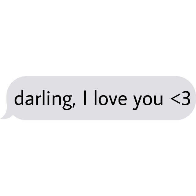 #freetoedit #iloveyou #imessage #textbubble #textmessage #aesthetic #soft #lovely