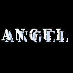freetoedit angel aesthetic aestheticedit blue