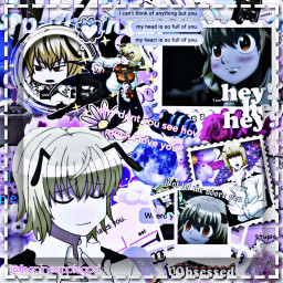pouf shaiapouf anime animeedit hunterxhunter freetoedit