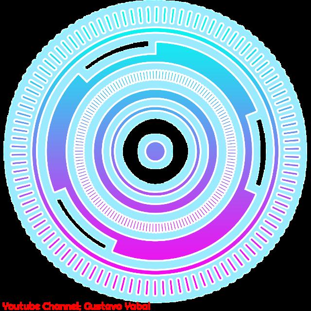#freetoedit #circle #neon #round #focus #yabai18 #yabai #adesivoyabai #gustavoyabai