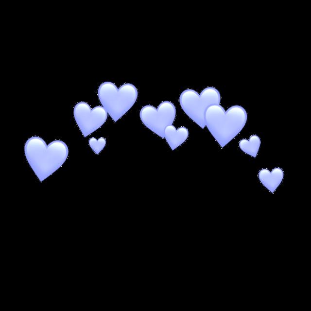 #freetoedit  #blue #lightblue #crown #hearts #heartcrown  #blueheart  #bluecrown