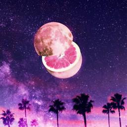 freetoedit ircmoonbeam moonbeam moon galaxy