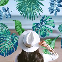 freetoedit sticker girl hat hats srcmonsteramoment monsteramoment