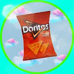 doritos clouds food sky made freetoedit
