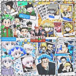 hunterxhunter hunterxhunter2011 hxh hxh2011 leorio freetoedit