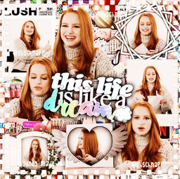 madelaine petsch madelainepetsch riverdale cw freetoedit
