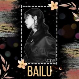 freetoedit bailu china chinesegirl chinesestyle