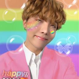 jhope pridemonth junghoseok pride bts