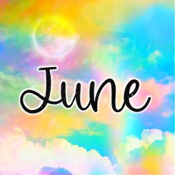 freetoedit junio june month moon