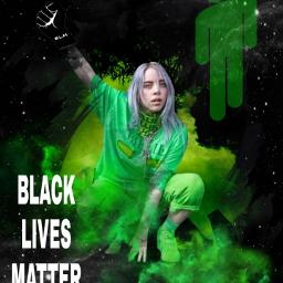 billieellish blacklivesmatter freetoedit