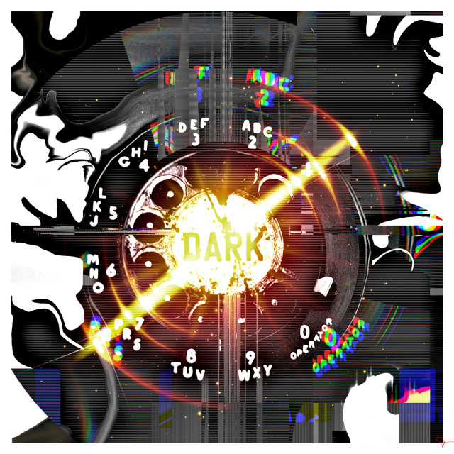 """""""When Love Calls"""" 💘✌ *click remix for hd view #art #original #lit #dial #phone #love #wave #paonly  #freetoedit"""